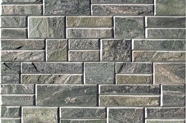 SC059 Rustic Blue Stacked Stone Slate