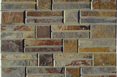 SC1120 Rustic Vintage Stacked Stone Slate