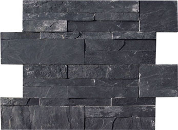 SFA018 Dark Knight Slate Cladding